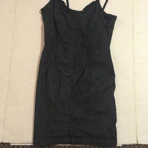 Dresses & Skirts - Paris Blue Jean Dress
